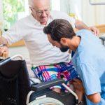 Pflege Daheim GmbH Plauen - Pflege mit Patient