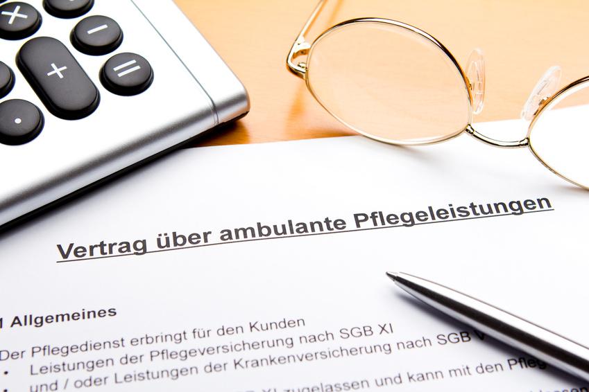 Pflege Daheim GmbH Plauen - Leistungen Pflegekasse